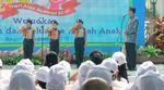 Peringatan Hari Anak Nasional di Istana Bogor