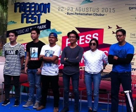 Local Hero Siap Beraksi di Freedom Fest 2015