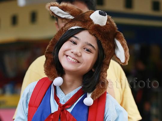 Tissa Biani, si Cantik Imut-imut