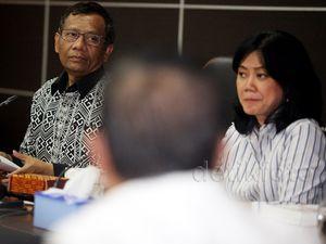 Mahfud MD Jadi Mediator PSSI dan Kemenpora