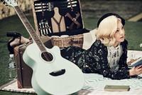Hyoyeon terlalu cantik untuk menikmati piknik seorang diri. (SMTOWN)