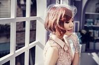 Sunny pun telihat sangat menawan dalam balutan busana lace. (SMTOWN)