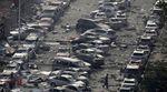 Dampak Ledakan Gudang Bahan Kimia di Tianjin