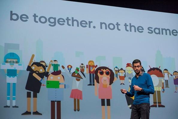 Google I/O 2015 (gettyimages)