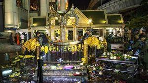 Mengenal Kuil Erawan, Lokasi Insiden Bom di Bangkok