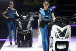 Skuter Prancis, Peugeot Diluncurkan