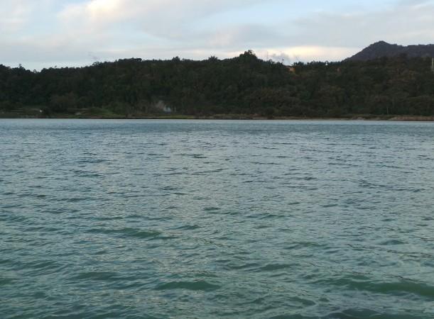 Danau Linow (Shafa/detikTravel)