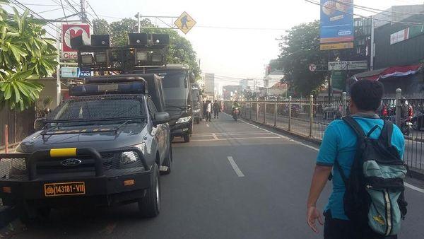Begini Penampakan Kondisi Penggusuran di Kampung Pulo, Damai Tak Rusuh