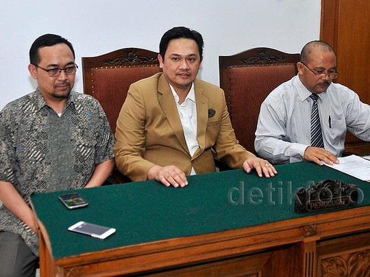 Farhat Abbas Kembali Jalani Sidang Praperadilan