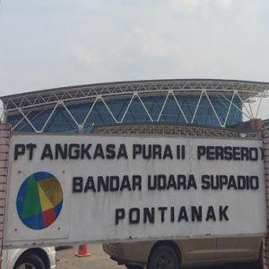 Ini Bandara Baru Rp 550 Miliar di Pontianak