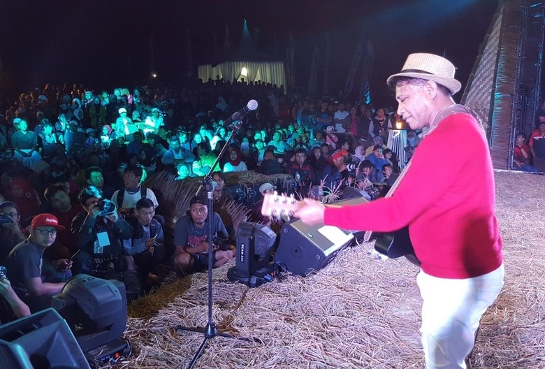 Jazz Ijen Banyuwangi (Ardian Fanani/detikTravel)