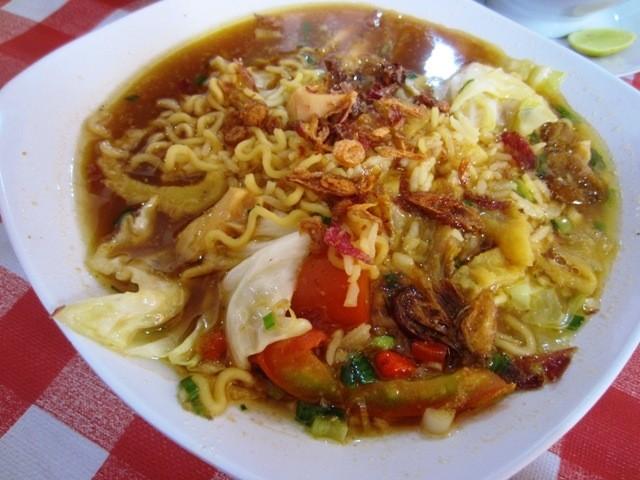 Nasi nagih, menu terbaru warung soto Semarang Pak Slamet Ragil
