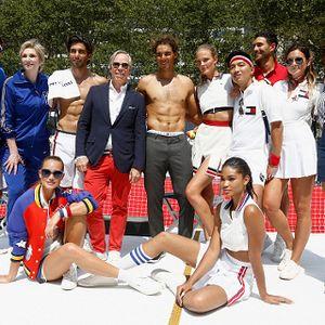 Cara Nadal Promosi Pakaian Dalam: Tenis dengan Bertaruh Lepas Baju