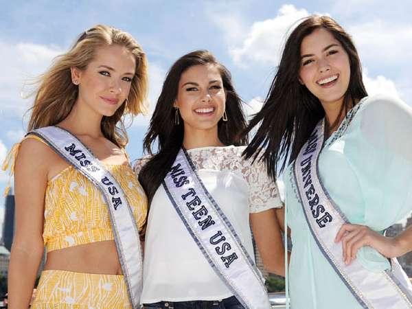 Lebih Cantik Miss USA, Miss Teen USA atau Miss Universe?