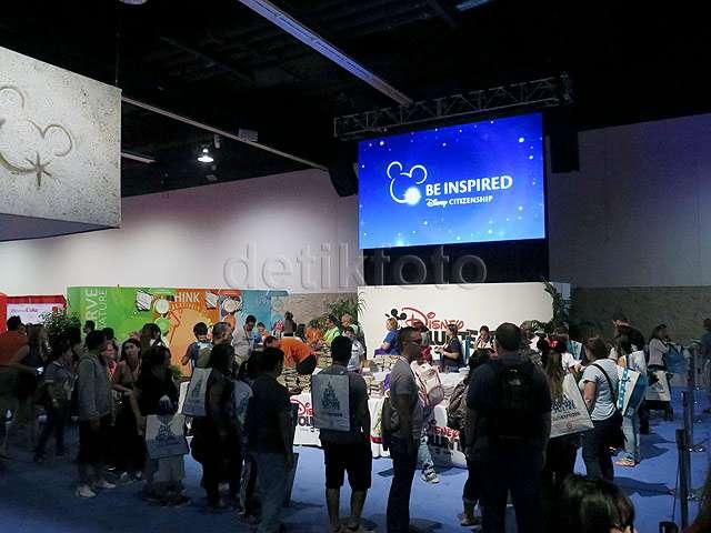 Perayaan Akbar Penggemar Disney di D23 Expo 2015 (1)