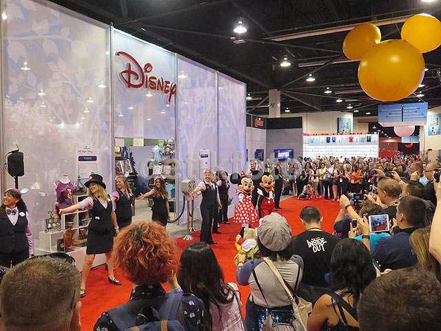 Perayaan Akbar Penggemar Disney di D23 Expo 2015 (2)