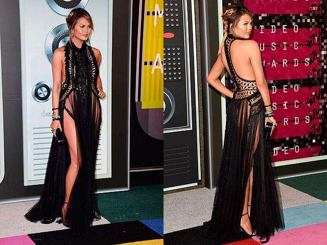 Parade Artis Bergaun Superseksi di MTV VMA 2015