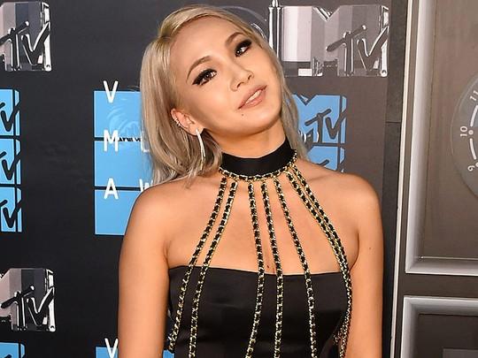 Begini Gaya CL '2NE1' di MTV VMA 2015