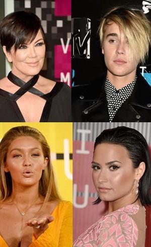 5 Tren Rambut yang Bisa Ditiru Dari Selebriti di MTV VMA 2015