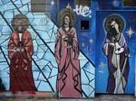 Keindahan Seni Mural di San Francisco