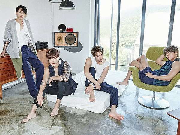 Siap Comeback! CNBlue Rilis Foto Teaser untuk Album Baru