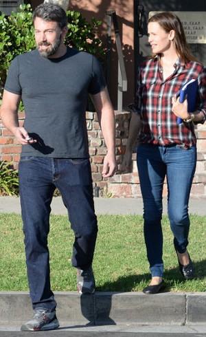 Jennifer Garner dan Ben Affleck Datangi Konselor Pernikahan, Tak Jadi Cerai?