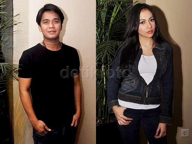 Billy Syahputra dan Kezia Karamoy Kompak Tampil Kasual