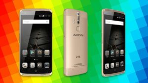 Axon Elite, Android Papan Atas ZTE