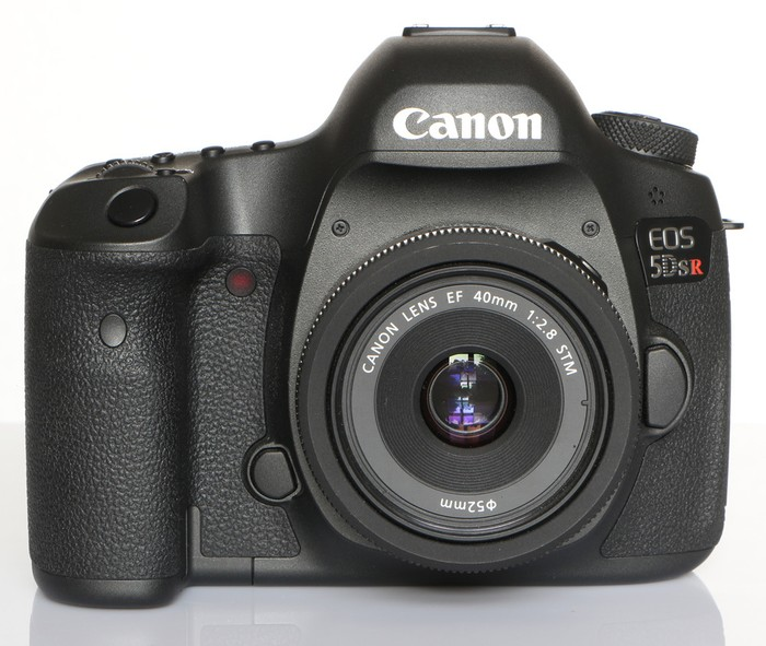 Canon 5DS R.