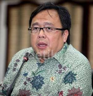Menkeu Bambang Terpilih Jadi Ketua Development Committee Bank Dunia
