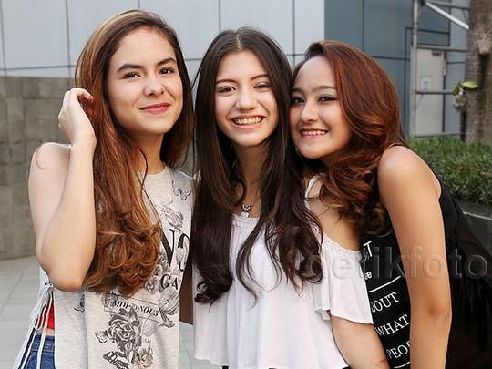 Boys, Lebih Cantik Cassandra Lee, Salshabilla atau Stefhanie Zamora?