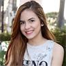 Stefhanie Zamora Tetap Cantik Tampil Kasual
