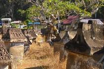 Pemakaman Paling Unik di Indonesia, Jenazahnya Jongkok