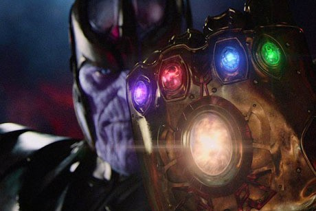 Ini Gambar perdana Avengers: Infinity War
