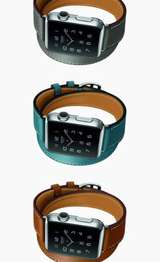 Apple Kolaborasi dengan Hermes untuk Jam Tangan Futuristik yang Stylish