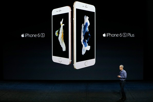 Peluncuran iPhone 6S dan 6S Plus (gettyimages)
