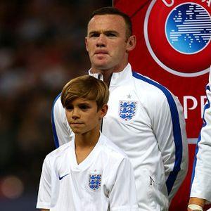 Kado Ultah Putra Beckham: Jadi Maskot Timnas Inggris