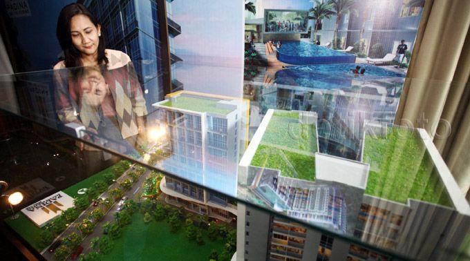 Hunian apartemen dan kawasan bisnis Padina Soho & Residence ini dibangun di lokasi yang strategis di Jalan Raya Daan Mogot.