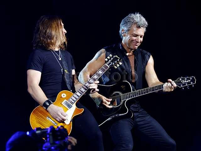 Bon Jovi Menggebrak Jakarta