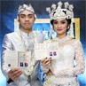 Ini Foto-foto Pernikahan Ayudia Bing Slamet dan Ditto
