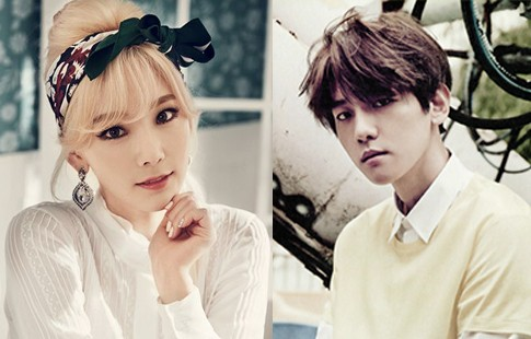 Kisah Pacaran Baekhyun Exo Dan Taeyeon Snsd Yang Penuh Drama