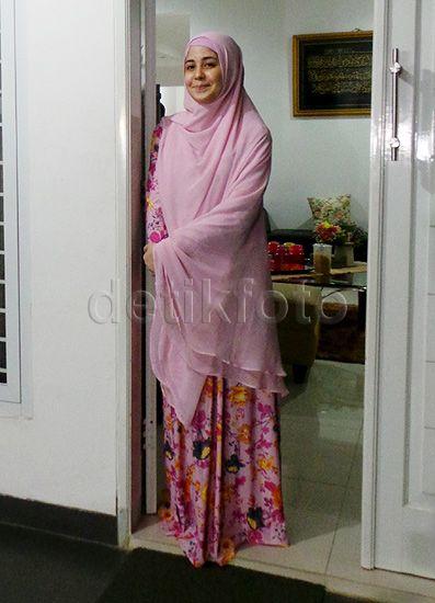 Risty saat ditemui di kediamannya di kawasan Bintaro, Jakarta Selatan, Selasa (16/9/2015) malam.