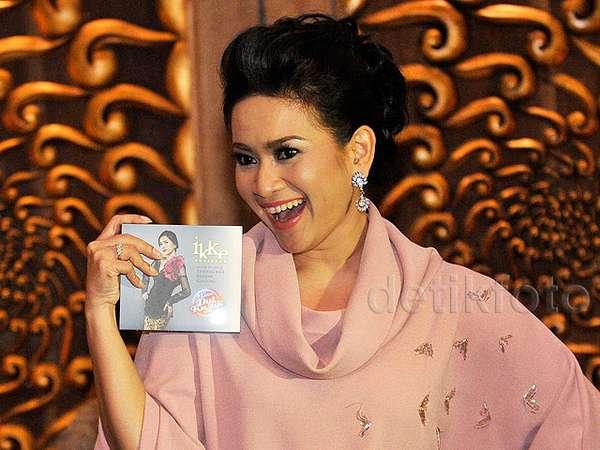 Ikke Nurjanah Rilis Album Dangdut Akustik