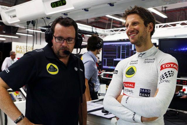 Lotus yang berkantor pusat di Norfolk, Inggris, menerapkan Microsoft Dynamics untuk mengelola seluruh kebutuhan timnya, baik di kantor maupun di arena balapan. (teks: rns/detikINET, foto: Lotus F1 Team)