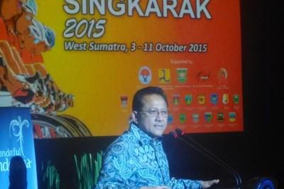 Presiden Jokowi Direncanakan Hadir di Tour de Singkarak 2015
