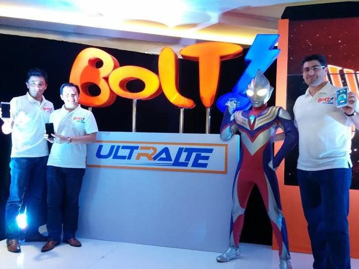 Bolt, Sang Penggebrak 4G yang Kini Tutup Layanan