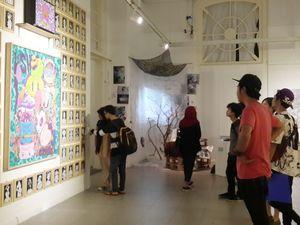 3 Seniman Muda Raih Indonesia Art Award 2015
