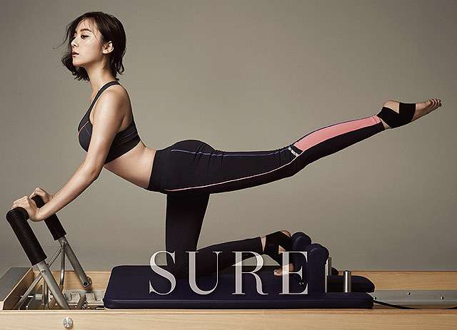 Tubuh Lentur Jia 'miss A' dan Lim 'Wonder Girls'