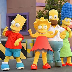 Mengenang Olok-olok The Simpsons untuk Sepakbola