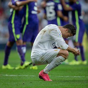 Punya Banyak Peluang, Madrid Diimbangi Malaga 0-0